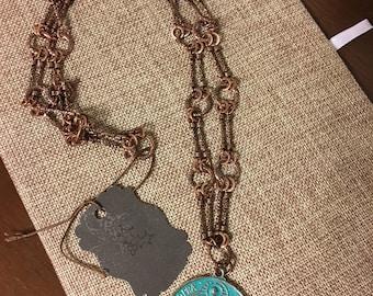 Saint Bendict Relgious Catholic Evil Protection Necklace