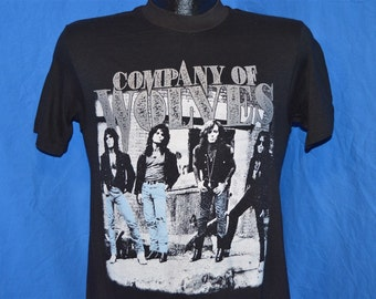 90s Company of Wolves Year of the Wolf t-shirt Small