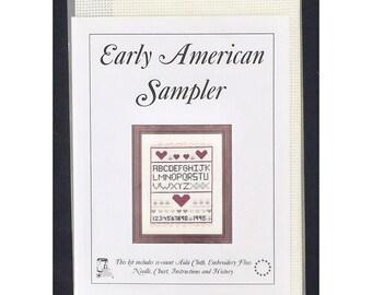 Early American Sampler Kit (hft4201)