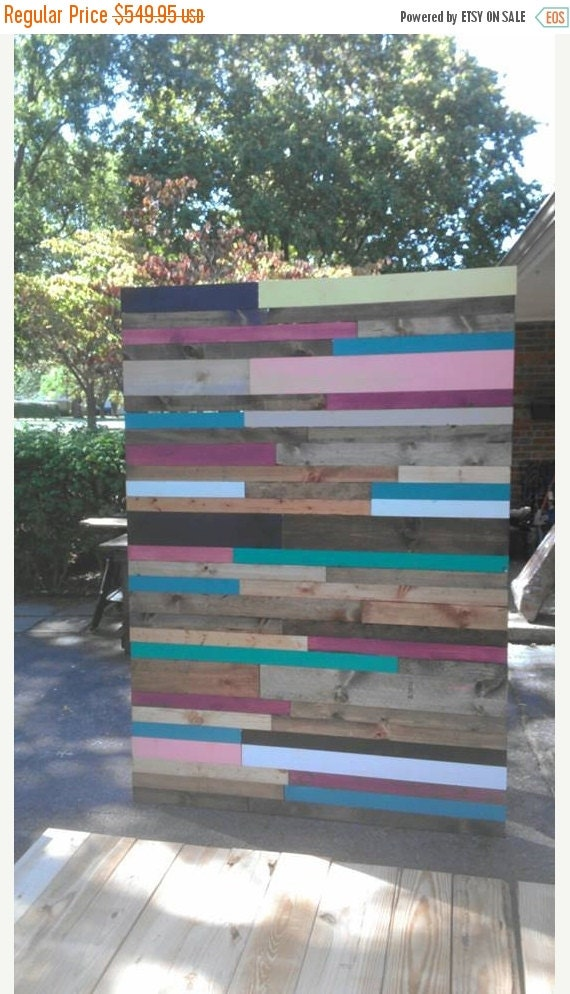 On sale beautiful reclaimed pallet barn wood by Reclaimed wood wall art for sale