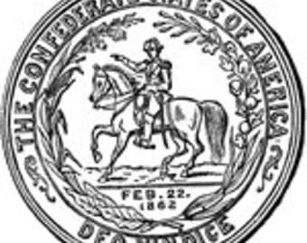 Mayhew Custom brooch General Rosser
