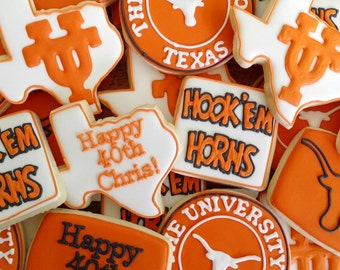 University of Texas Cookies