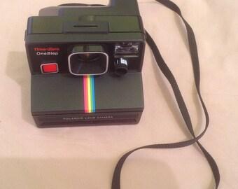 Camera, Polaroid  Land Camera