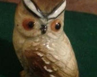 Mama Horned Owl by Hagen Renaker