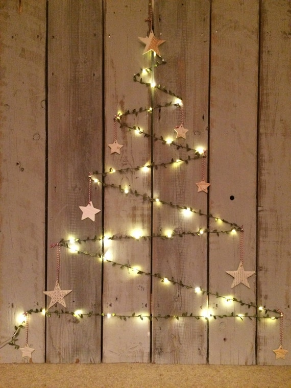 Long length 4m leaf garland LED fairy string lights by Lumiihome