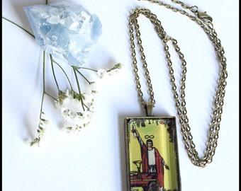 The Magician Tarot - Necklace Pendant