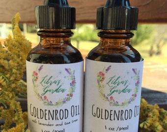 Goldenrod Oil