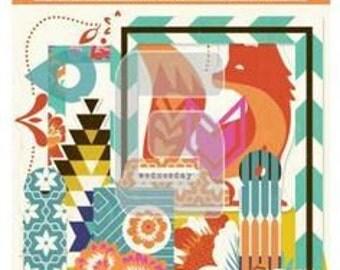 Basic Grey Grand Bazaar Die Cuts