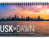 2017 Desktop Calendar, Executive Office Calendar, Holiday Gift Idea - Nick Ulivieri Photography