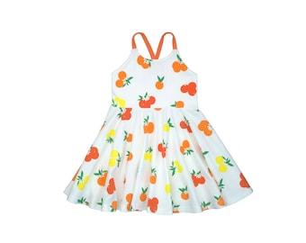 Clementine Festival Dress