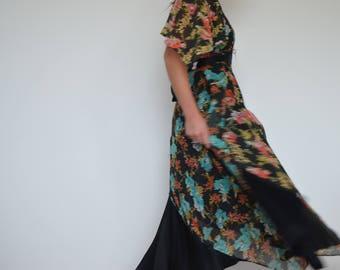 Hanky Hem Dress Etsy