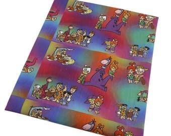 flintstones fabric