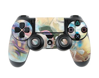 Sony PS4 Controller Skin Kit - Lucidigraff by Mat Miller - DecalGirl Decal Sticker