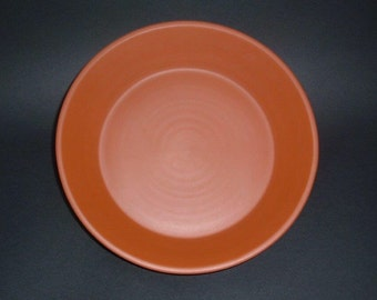 Pie Plate / handmade pottery pie plate / deep dish pie plate / red clay pie plate