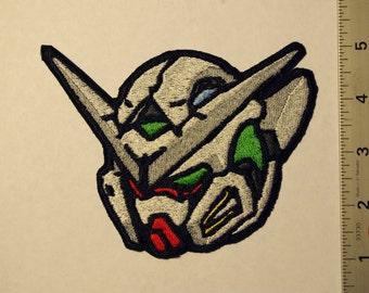 Gundam Exia Head Patch