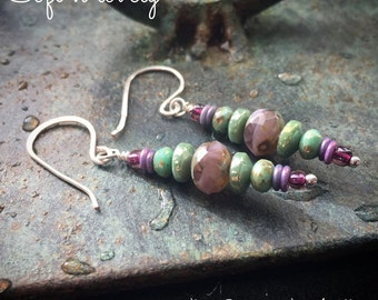 Cottage Garden Earrings