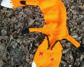 Dead Fox Scarf
