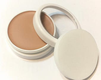 OLIVE YOU Perfecting Cream Foundation - Creamy Foundation Concealer Makeup Gluten Free Makeup