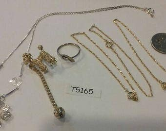 Vintage, Jewelry, Lot, Old Stock,   1980's,   T5094