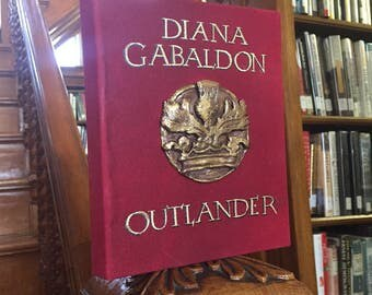 "Outlander Book cover for Kindle Fire, iPad Mini or other 6""-8"" tablets"