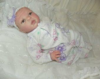 Reborn Baby Girl  - Gracie