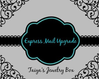 Express Mail Upgrade