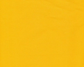 "Yellow Duck Cloth 60"" Wide By The Yard 9.3 oz"