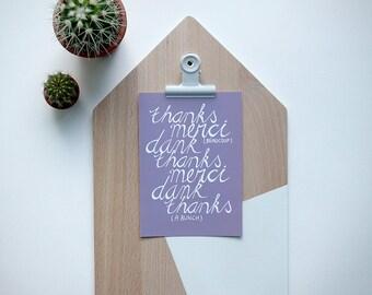Wooden Clipboard Geometric White Photo Frame