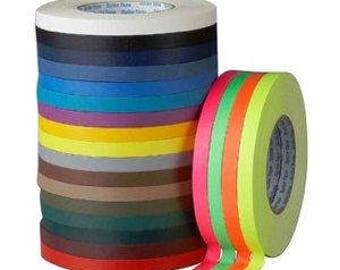 Full rolls of Gaffer // Grip tape for hula hoop DIY