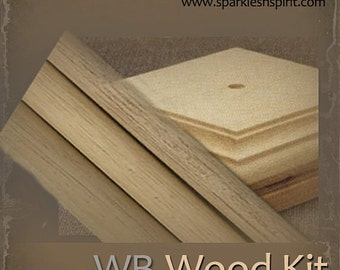 Woodkit - WB50 (base only) for Doll patterns by Sparkles n Spirit