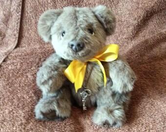 Max - Handmade Plush Artist Teddy Bear