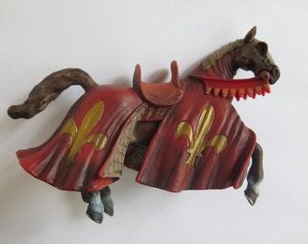 Toy Horse//Schleich Medieval Horse//Medieval Toy Horse//Schleich Horse