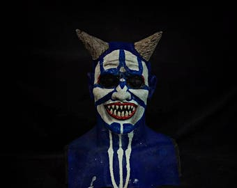 Oni Mask Blue