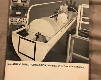 1960's Atomic Energy Pamphlet