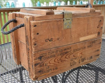 Ammo Crate Etsy