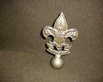 Boy Scout Emblem Flag Standard