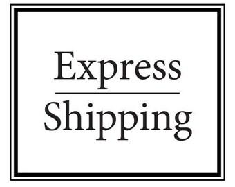 Express Shipping INTERNATIONAL