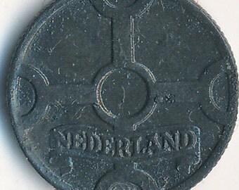 1944 Nederland 1 cent zinc