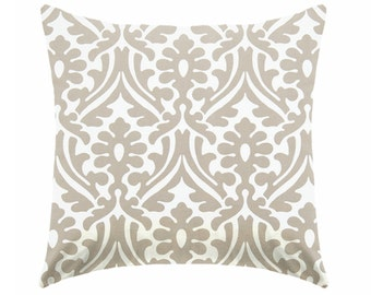 tan pillows taupe pillow cover tan sofa pillow ecru couch pillows neutral