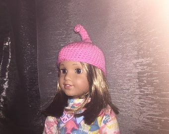 Rachel Twirly Gnome Hat for 18-inch Doll