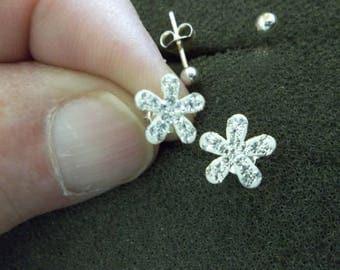 2 Pairs of 925 Sterling Silver earrings