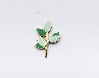 Eucalyptus Branch | Lapel Pin