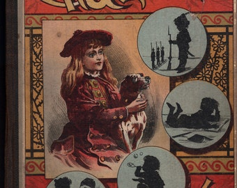 Belford's Chatterbox, December, 1885 Children's Book