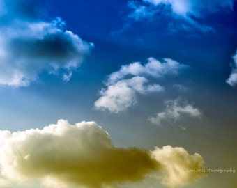 Clouds and Sky digital background.print.backdrop. Printable