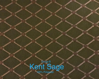 5 color options! Free shipping! Fabric by the yard: Kent