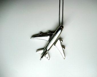 Pendant 925 Silver plane