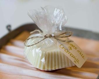 Handmade Organic Goats Milk & Chamomile Soap Bar