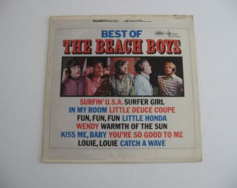 The Beach Boys - Best Of The Beach Boys - Circa 1966