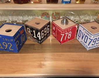 License Plate Pendant Light: Your choice of state