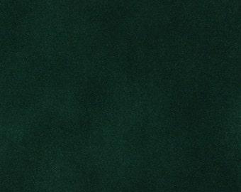Green Solid Plain Velvet Automotive Residential And Commercial Upholstery Velvet By The Yard | Pattern # C860